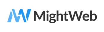 MightWeb hosting logo